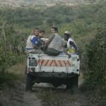 01SALIDA DEL ARCHIPIELAGO DE BAZARUTO NAVEGANDO HACIA VILANCULO (2)