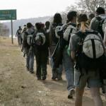 02 KOMATIPOORT, MARCHA POR EL PARQUE KRUGER HASTA LA FRONTERA CON MOZAMBIQUE