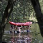 08 Prueba de agua y canoas