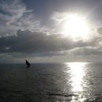 08_Atardecer, barcos de vela latina Dhows