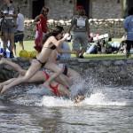 10 Prueba de agua y canoas