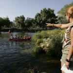 14 Prueba de agua y canoas