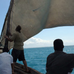 17_Dhow barco de vela latina Isla d Mozambique