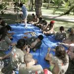 ACTIVIDADES EN LA PLAYA DE MORRUNGULO (3)