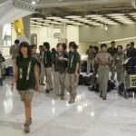 Despedida Aeropuerto de Madrid (1)