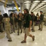 Despedida Aeropuerto de Madrid (2)