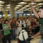 Despedida Aeropuerto de Madrid (22)