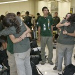 Despedida Aeropuerto de Madrid (9)