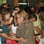 LLEGADA DE LA EXPEDICION MADRID RUMBO AL SUR 2008 A MADRID