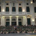 MADRID RUMBOA AL SUR 2009  RECIBIMIENTO EN LA CIUDAD DE MELILLA