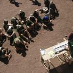 MADRID RUMBOA AL SUR 2009  TALLER DE MUSICA EN EL LAGO ISLI