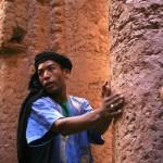 MADRID RUMBOA AL SUR 2009  VISITA A UNA VIEJA KASHBA