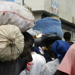 Terremoto en Haiti.  Mercado de Miragoane