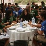 MADRID RUMBOA AL SUR 2009  COMIDA Y VISITA A LAS RUINAS ROMANAS DE VOLUBILIS