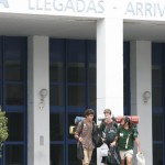MADRID RUMBOA AL SUR 2009  LLEGADA A ALGECIRAS