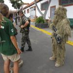 Visita all cuartel del ejercito Canarias 50