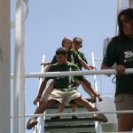 Navegando hacia Cadiz
