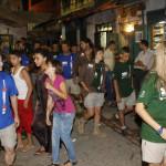 Visita nocturna a la Medina de Tetuan