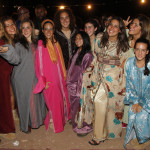 Recepcion y fiesta de la ONG Al Sanaa
