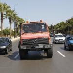 Camino de la Embajada de Espa–a en Rabat