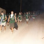 Marcha Tatouine y cena en el campamento