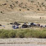 Vista general del campamento