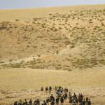Marcha hacia el circo de Jaafar en el Atlas
