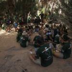 Comida durante el trayecto a Sidi Ifni