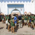 Visita y explicacion de la historia de la ciudad de Sidi Ifni