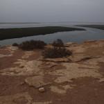 LLegada al campamento en el lago Naila, camino de Tarfaya
