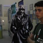 Visita al museo de Antoine de Saint Exupery en Tarfaya