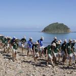 Marcha por la costa de Alucemas