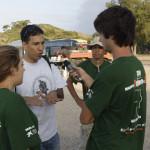 Curso academico en el campamento de Cala Iris, Alucemas