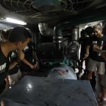 Expedicion Madrid Rumbo al Sur 2011 Trayecto en tren de Dakar a Thies