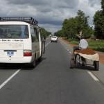 Expedicion Madrid Rumbo al Sur 2011 Trayecto a Tambakunda