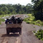Expedicion Madrid Rumbo al Sur 2011 Trayecto desde Kadougou a Salamata