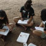 Expedicion Madrid Rumbo al Sur 2011 Taller de cuaderno de viaje