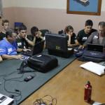 Expedicion Madrid Rumbo al Sur 2011 Taller de radio