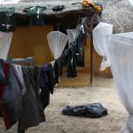 Expedicion Madrid Rumbo al Sur 2011 Lavando la ropa