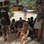 Expedicion Madrid Rumbo al Sur 2011 Taller de astronomia