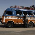 Expedicion Madrid Rumbo al Sur 2011 Transporte publico tipico de Senegal