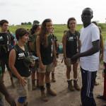 Expedicion Madrid Rumbo al Sur 2011 Visita a la comunidad agricola Ndiema