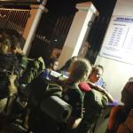 Expedicion Madrid Rumbo al Sur 2011 Embarque con direccion a la isla de Goree
