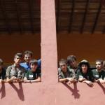 Expedicion Madrid Rumbo al Sur 2011 Grupos de la expedicion con sus monitores