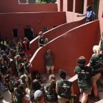 Expedicion Madrid Rumbo al Sur 2011 Visita a la isla de Goree