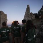 España Rumbo al Sur 2014. 16º dia de expedicion. Ceuta. Foto: Jose L. Cuesta