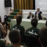 España Rumbo al Sur 2014. 2º dia de expedicion