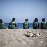 España Rumbo al Sur 2014.4º dia de expedicion.