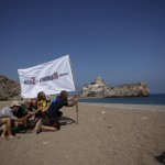 España Rumbo al Sur 2014. 5º dia de expedicion.