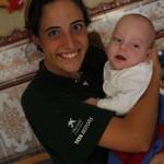 Visita al pryecto de cooperacion 100% Mama en Tanger. Photo by Jose L. Cuesta